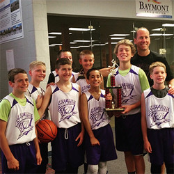 5th Grade AYBT State Champs