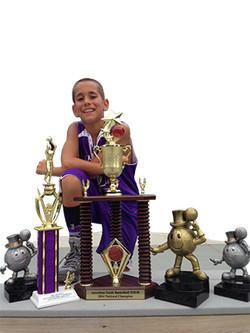 2014 Trophies