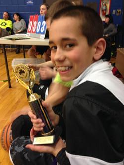 St Paul Lightning Round Trophy