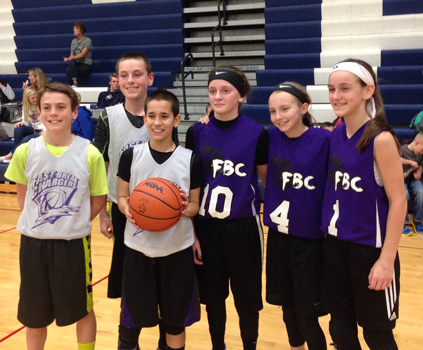 1st Place 6th Grade Div.