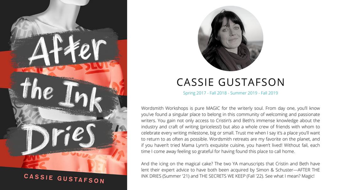 Cassie Gustafson