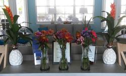 North Star Flower Vases