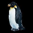 水彩ペンギン1