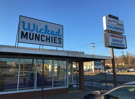 Wicked Munchies to open on the first day of Spring, Thursday March 19th, 2020.