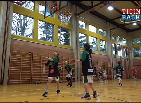 U11 di Arbedo al Torneo SBL Cup di Montreux