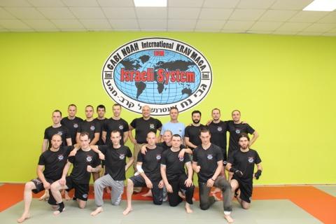 Krav Maga Gabi Noah Self defense Bruxelles1359