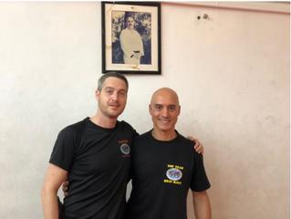 4ème jour de la formation instructeur en Krav Maga VIP