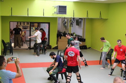 Krav Maga Gabi Noah Self defense Bruxelles1271