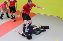 Krav Maga Gabi Noah Self defense Bruxelles1277