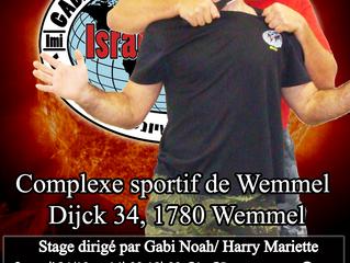 Stage à Bruxelles 24 & 25 octobre 2020, Harry Mariette