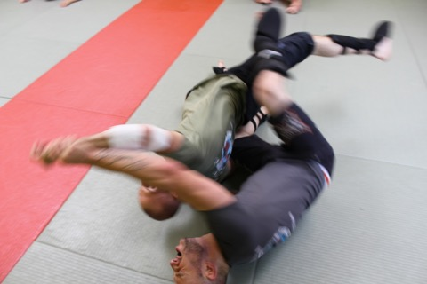 Krav Maga Gabi Noah Self defense Bruxelles1305