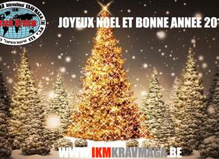 Joyeux Noël et Bonne Année à tous!