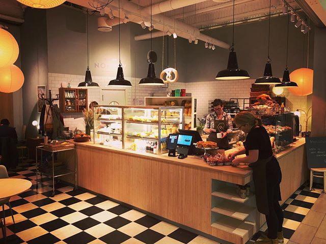 Vi har fornyet kaféen vår på Vinterbrose
