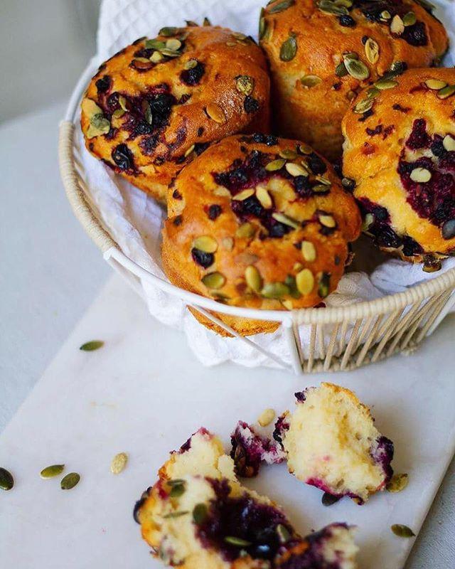 Disse muffinsene er like gode som de ser