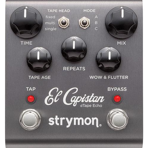 Strymon El Capistan dTape Echo