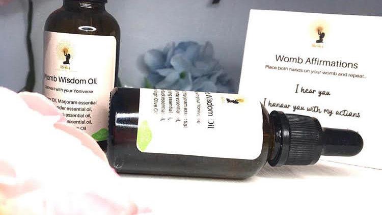 Womb Wisdom Oil
