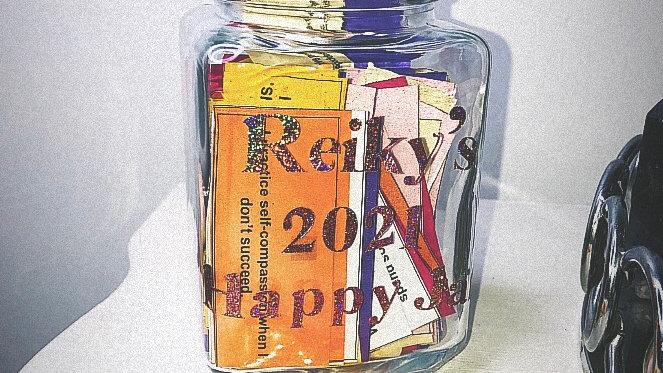 Reiky 2021 Happy Jar