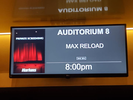 Max Reload & the Netherblasters Silver Screen Premiere