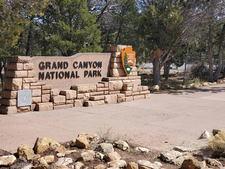 Sightseeing around the Grand Canyon