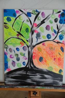 Lolipoptree 2003  16x20