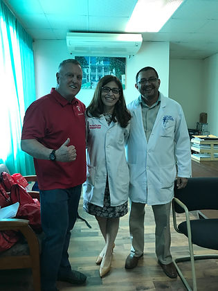 Humanitarion Mission in Honduras