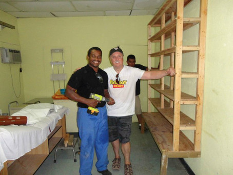 Belize with Project C.U.R.E. 2011