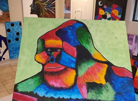 """""""Bob Rwanda the Gorilla"""""""
