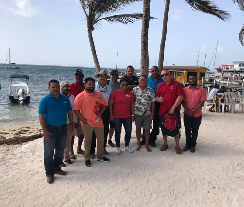 2019-07-26 Belize_San Pedro Project CURE