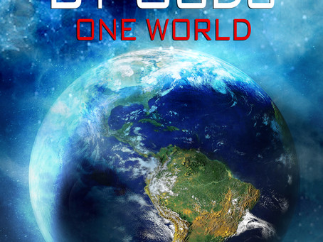 Have you HEARD? MBG: ONE WORLD is out on AUDIBLE!