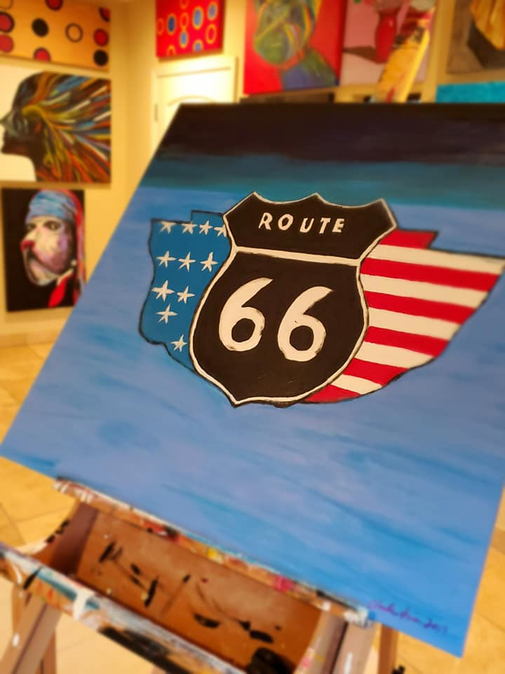 Route 66 2019