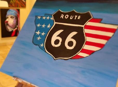"Get Your Fix on ""Route 66"""