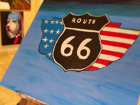 """Get Your Fix on """"Route 66"""""""