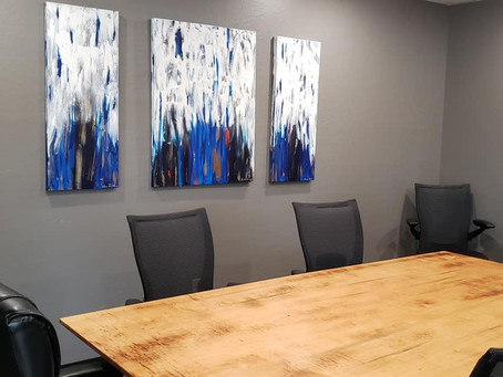 One Cool Conference Room