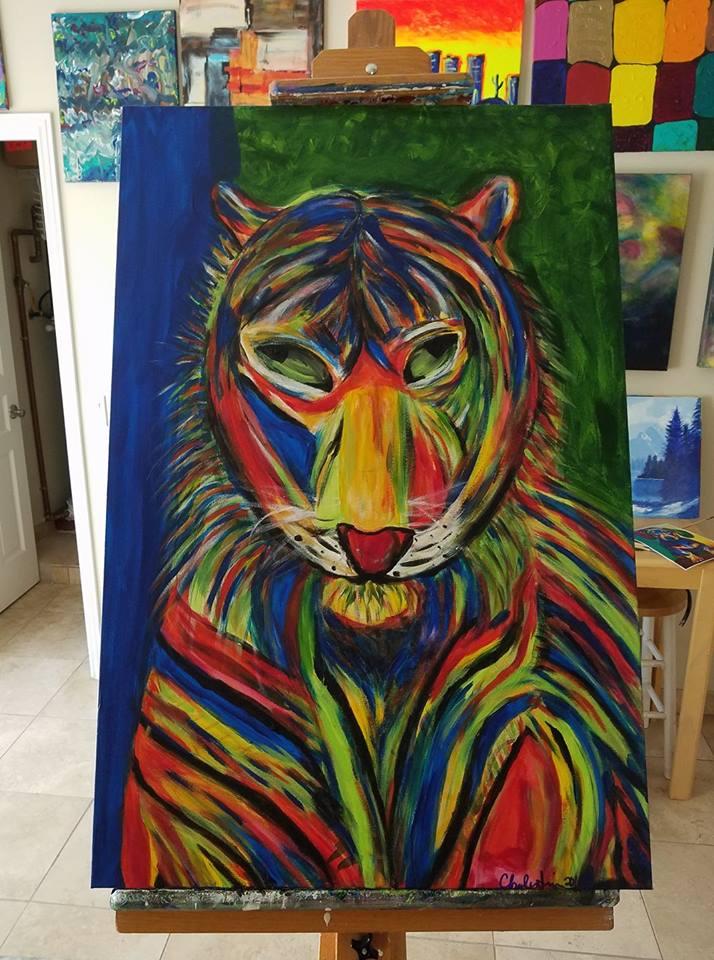El Tigre  2016
