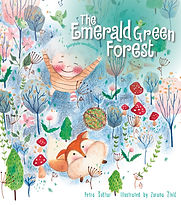 ANG_The Emerald Green Forest _naslovka.j