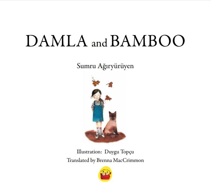 damla and bamboo kapak ing