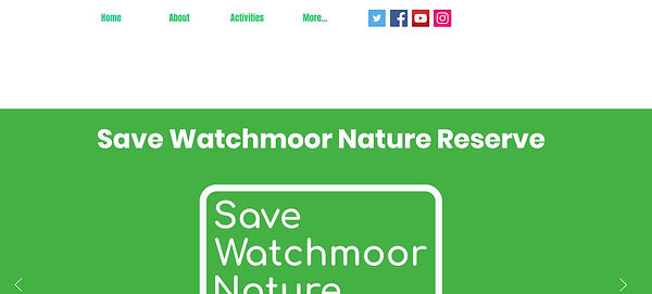 SAVE WATCHMOOR - CAMPAIGN GROUP - MANAGE