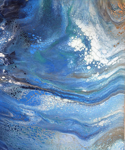 Wavy Seas