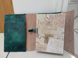 Sketchbook and Cover