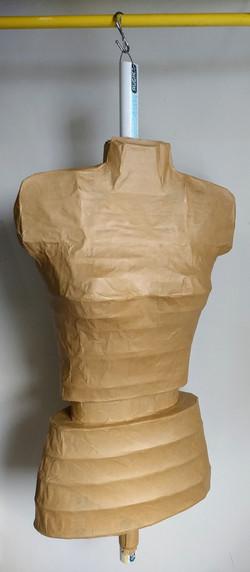 Homemade Dressform