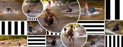 Photo Book: Water Slide!