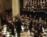 Concert à Bourgoin, eglise Notre dame
