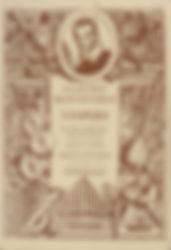 Partition Monteverdi Les veptres de la vierge
