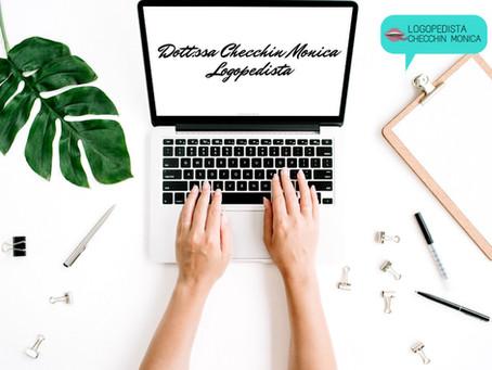 Consulenze logopediche online e tele-riabilitazione