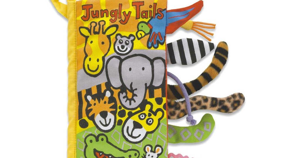 Jungly Tails Softbook