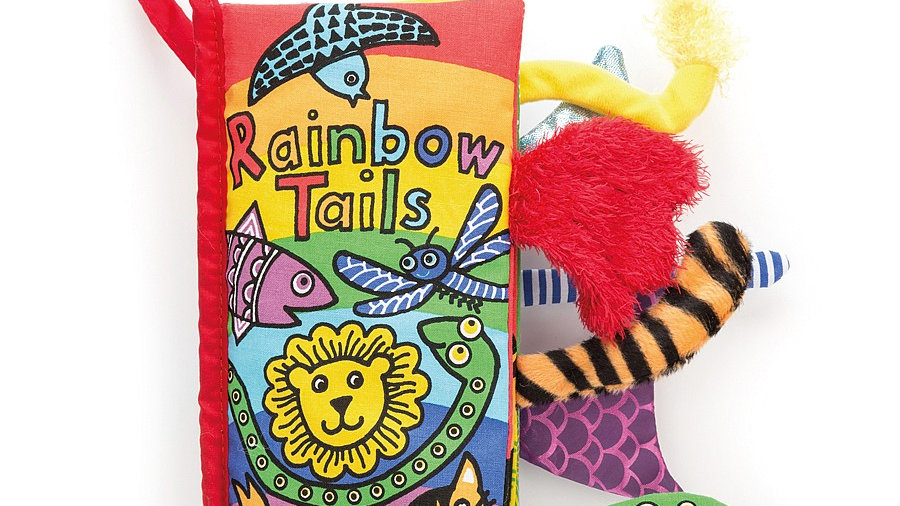 Rainbow Tails Softbook