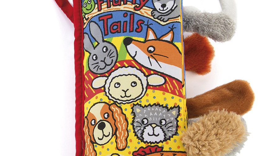 Fluffy Tails Softbook