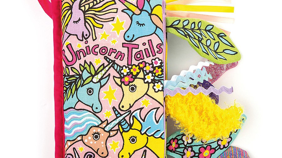 Unicorn Tails Softbook
