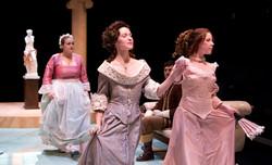 Dorine, Elmire and Marianne
