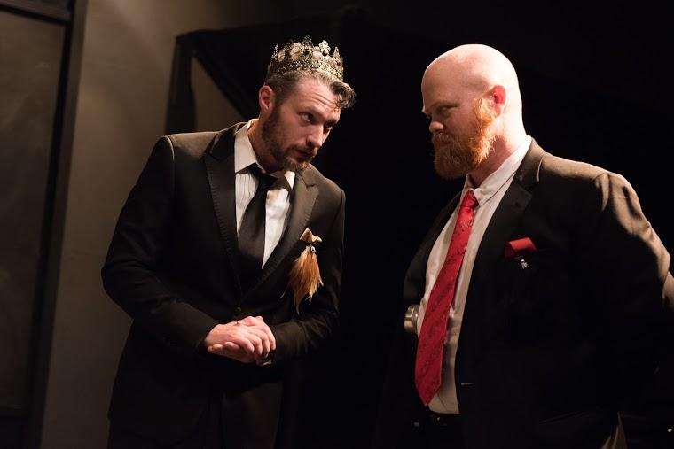 Duncan and Macbeth
